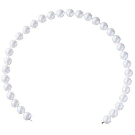 Perlenkette lang