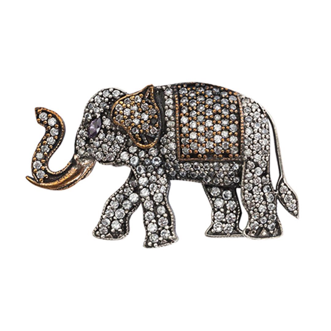 Wechselschliesse elefant